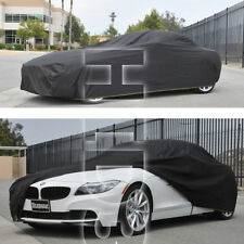 2010 2011 2012 Jeep Wrangler 4-Door Unlimited Breathable Car Cover