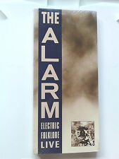 The Alarm ELECTRIC FOLKLORE LIVE cd 1989 NEW LONGBOX (long box) Mike Peters