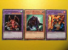Thousand Dragon + Panther Warrior + Flame Swordsman YuGiOh Millennium Pack