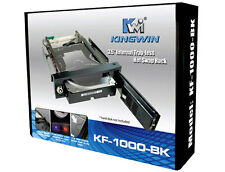 "3.5"" SATA Mobile Rack tray less KF1000BK SATA 3.5 Internal HOT SWAP RACK KINGWIN"