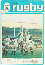 IRISH RUGBY Vol 2 No 2 February 1977 IRELAND MAGAZINE