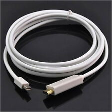 Thunderbolt Mini Displayport To HDMI Cable Adapter For Macbook Pro Air 6FT UR