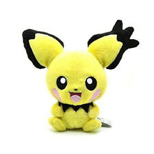 "Pokemon 8"" Rare Pichu Pikachu Animal Plush Doll Toy New"