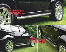 07-11 2011 Dodge Nitro S/S Side Step Nerf Bars