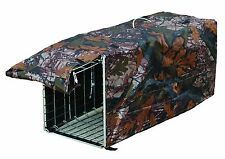 Stv071c Camo Cover For Large Rabbit Cage Trap Stv071 Camouflage Pest Control