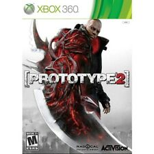 Brand New Sealed Prototype 2 Limited Radnet Edition Xbox 360 Game + Access Code