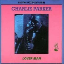 Charlie Parker - Lover Man  PRESTIGE RECORDS CD (CDSGP064)