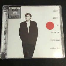 Bryan Ferry & Roxy Music Ultimate Collection Hybrid SACD CD Limited No. Japan
