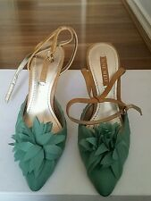 Designer Ladies Shoes By Ninewest Size 7B