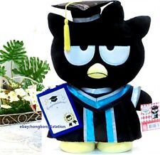 Sanrio Bad Badtz Maru XO Graduation Grad Plush Doll Congratulation Gift Toy 14""
