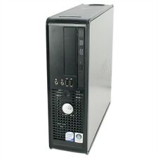 Dell 745 SFF/DT Optiplex Desktop PC with Intel Core 2 Duo Processor, 4GB RAM