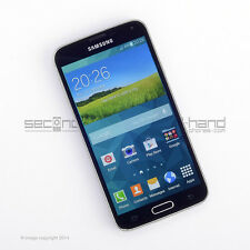 Samsung Galaxy S5 SM-G900F 16GB Electric Blue Unlocked Grade B Condition