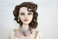 "OOAK GENE REPAINT ""MONIQUE"" nude doll by Cynthia Heaton..ELEGANCE TO THE MAX!"