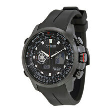 Citizen Promaster Air Black Dial Mens Watch JZ1065-13E