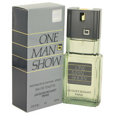 Jacques Bogart One Man Show Cologne Men Perfume Eau De Toilette Spray 3.4 oz New