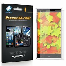 6 Clear Front Anti Scratch Screen Cover for Mobile Phone Doogee Dagger DG550