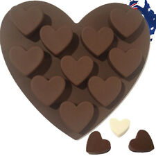 1pc of 10 Little Heart Shape Love Baking Mould Mold Chocolate Jelly HKIMO 2300