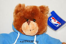Orlando Magic NBA Teddy Bear Hoodie Embroidered Licensed w tags