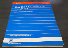 VW LT Generation 2  2,3l  Otto Motor  SSP 189  Stand  05/1996
