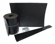Universal Snow Plow DEFLECTOR KIT fits Boss Plow Blade - Power Straight Poly V