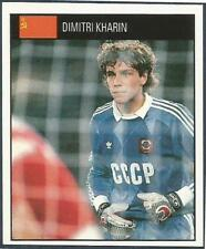 ORBIS 1990 WORLD CUP COLLECTION-#222-RUSSIA-DIMITRI KHARINE