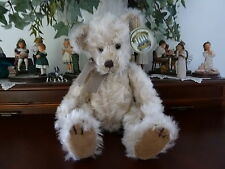 "Russ Berrie Bear ""Claridge"" 100 Year Anniversary Collection #24013 16"""