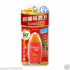 MENTHOLATUM SUNPLAY SUPER BLOCK SPF50+ PA+++ 31ml