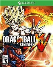 Xbox One 1 DragonBall XV XenoVerse NEW Sealed Region Free Dragon Ballz Saiyan