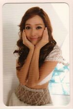 "SNSD GIRLS' GENERATION ""The Boy""  Official Photo Card New JESSICA F/S"