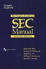The Coopers & Lybrand SEC Manual by Herz, Robert H., Dittmar, Nelson W., Lis, S