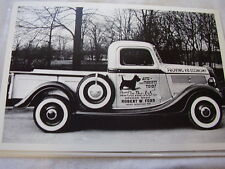 1937 FORD  PICKUP  12 X 18  LARGE PICTURE  PHOTO