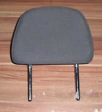 VAUXHALL VECTRA C O/S FRONT DRIVERS HEADREST IN DARK GREY