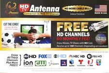 New iPhoenix TV ANTENNA STICK+ CABLE 18FT