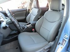 Toyota Prius 2010 - 15 OE Factory Replacement Leather Seat Cover Upholstery Kit