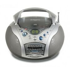 ROBERTS SWALLOW CD9959 3 BAND STEREO RADIO CD PLAYER WITH DEEP BASS BOOST