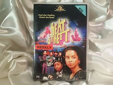BEAT STREET Break Dancing DVD 1984 Stan Lathan RARE Ex Rental!