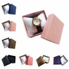 Durable Presentation Gift Bangle Bracelet Jewelry Wrist Watch Cardboard Boxes