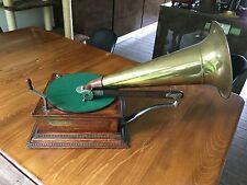 Gramophone & Typewriter Junior Deluxe Traveling Arm