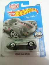 Hot Wheels Diecast - Porsche 356A Outlaw Magnus Walker (Silver) NEW