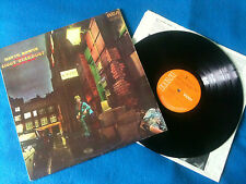 David Bowie - Ziggy Stardust  LP UK 1972 VG+/VG+ 1st Press              ref:KN16