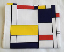 NEW MONDRIAN STYLE PRINT ALL COTTON TEA TOWEL