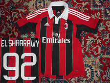 RARE AC Milan 2012/13 #92 EL SHAARAWY ADIDAS M HOME 14 shirt jersey maglia 12