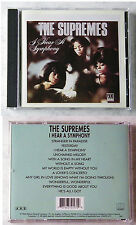 SUPREMES I Hear A Symphony .. 1980er Motown CD TOP
