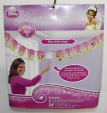 Disney Princess and the Frog Tiana Jumbo Letter Banner Kit 42185