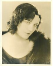 SULTRY SILENT STAR POLA NEGRI - DOUBLEWEIGHT - EXC COND