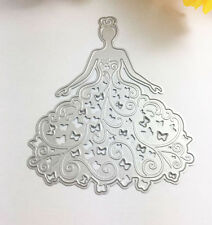 Princess Cutting Dies Stencil For DIY Scrapbooking Photo Album Embossing