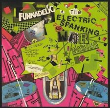 The Electric Spanking of War Babies [Remaster] by Funkadelic (CD, Jul-2002, P...