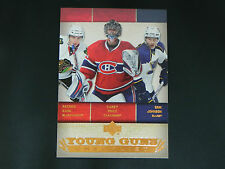 2007-08 Upper Deck UD Young Guns Checklist #250 Price / Kane ROOKIE RC