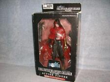 no. 2 Vincent Valentine Final Fantasy VII Advent Children Play Arts Square Enix