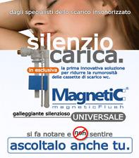 Bampi Ricambio Galleggiante SILENZIOSO MAGNETIC cassette incasso universale